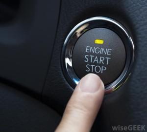 Push to start key